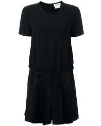 Mono corto negro de DKNY