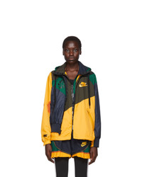 Nike Multicolor Sacai Edition Nrg Ni 02 Hooded Anorak