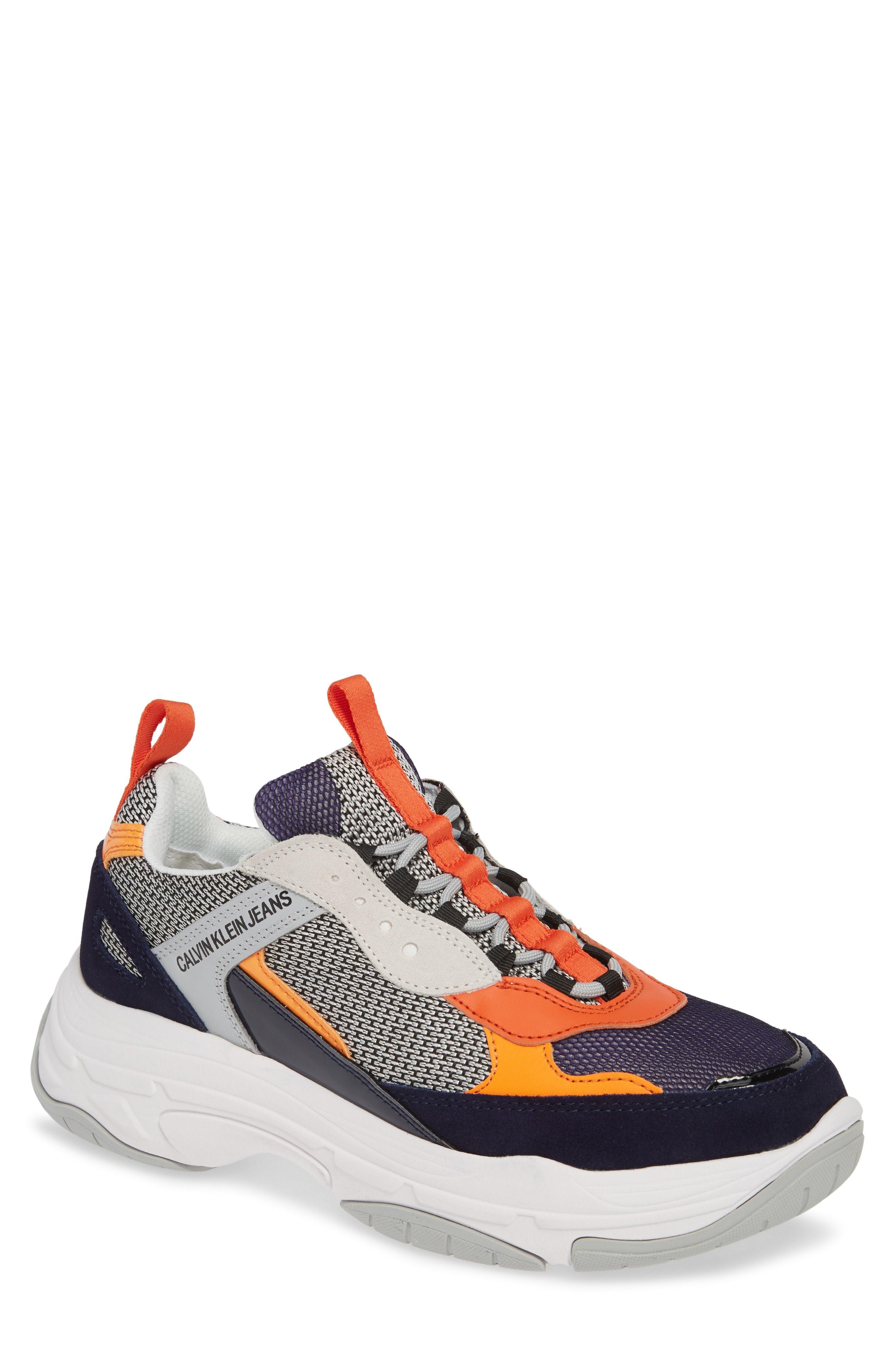 Calvin Klein Jeans Marvin Sneaker, $159