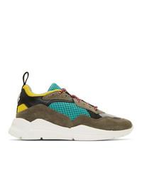 Moncler Multicolor Calum Sneakers