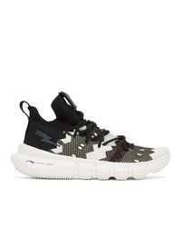 Neil Barrett Multicolor Li Ning Edition Essence Sneakers