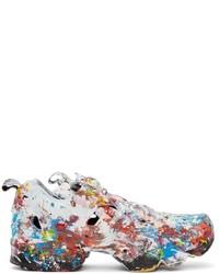 Vetements Multicolor Reebok Edition The Masterpiece Instapump Sneakers
