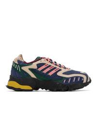 adidas Originals Multicolor Torsion Trdc Sneakers