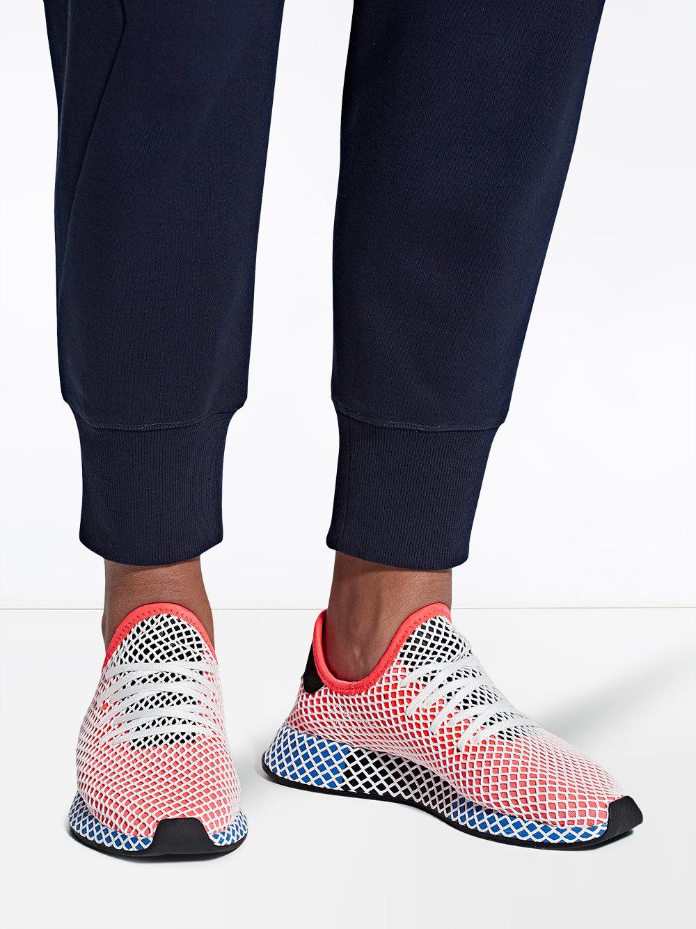 best service 0b752 8fbb2 ... adidas Originals Deerupt Run Sneakers ...