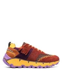 Etro Paisley Print Low Top Sneakers