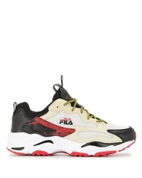 Fila Ray Tracer Contrast Panel Sneakers
