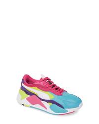 Puma Rs X3 Puzzle Sneaker