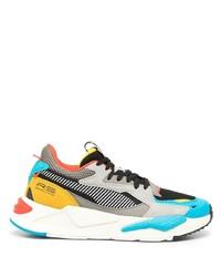 Puma Rs Z Colour Block Sneakers