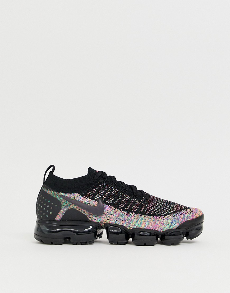 info for 9bfb7 39dc9 Vapormax Flyknit 2 Multi Trainers