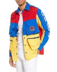 Polo Ralph Lauren Colorblock Nylon Jacket