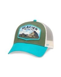 Barley 2 national park trucker cap medium 8851986
