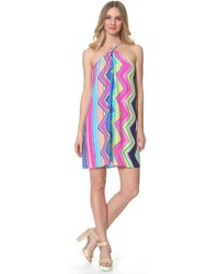 Multi colored Beach Dress