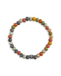 Multi colored Beaded Bracelet