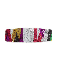 Missoni Sequined Crochet Knit Headband