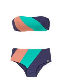 BRIGITTE 3 Cores Bikini Set