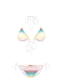 MISSONI MARE Gradient Triangle Bikini Top