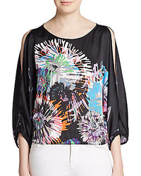 Multi colored blouse original 11432745