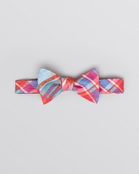 Ted Baker Multi Check Bow Tie