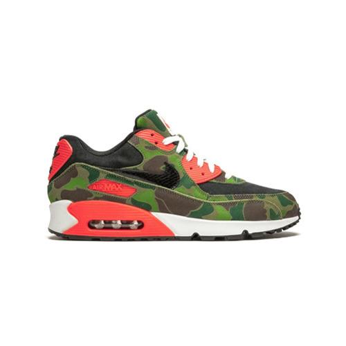 Asistencia Sin personal mordaz  Nike Air Max 90 Premium Sneakers, $1,250 | farfetch.com | Lookastic