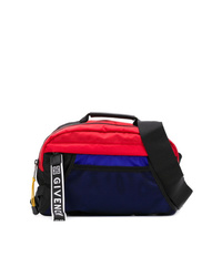 Multi colored Canvas Fanny Pack