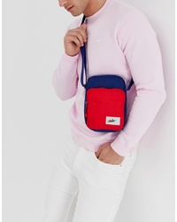 Nike Heritage Crossbody Bag In Red