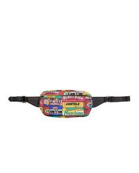 Moschino Multicolor Chewingum Waist Bag