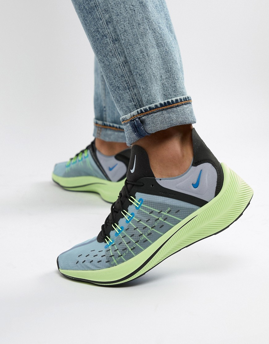 Nike Future Fast Racer Trainers In Blue