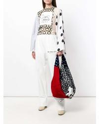 MM6 MAISON MARGIELA Patchwork Shoulder Bag
