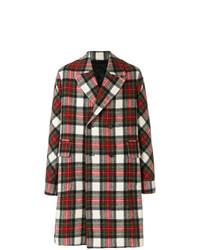 Stella McCartney Osborn Checked Coat
