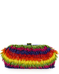 Rainbow bead clutch medium 3765126
