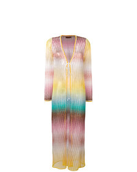 MISSONI MARE Ombre Stripe Beach Cover Up