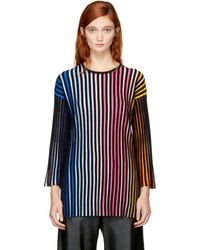 Kenzo Multicolor Rainbow Sweater
