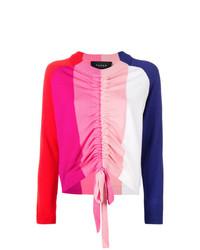 Paper London Raft Rainbow Stripe Sweater