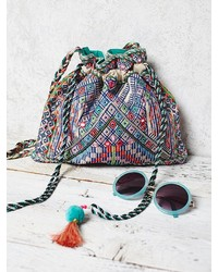 Multi colored Crossbody Bag