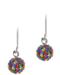 jcpenney Bridge Jewelry Multi Color Drop Earrings