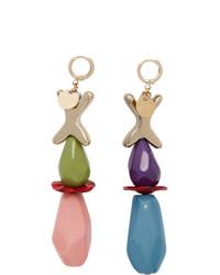 Missoni Multicolor Earrings