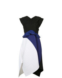 Proenza Schouler Color Block Dress