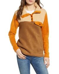 Donni Charm Donni Tri Fleece Pullover