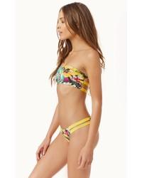 dd888ee372bcf San Lorenzo Bikinis Two Strap Thong With Bandeau Bikini Set, $154 ...