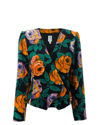 Emanuel Ungaro Vintage Floral Blazer