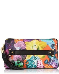 Milly tropical orchid clutch medium 278294