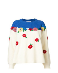Vivetta Cashmere Embroidered Jumper