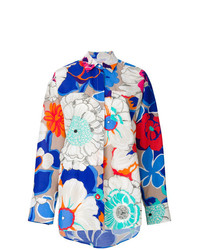 MSGM Floral Shirt