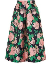Rose prom skirt medium 3674628