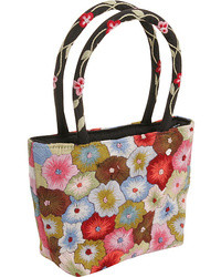 Floral mini bag medium 10072