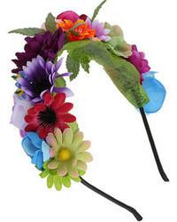 Topshop Bright Flower Headband