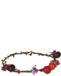 Jane Tran Countryside Wreath Headband With Berries