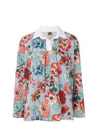 I'M Isola Marras Floral Print Blouse Unavailable