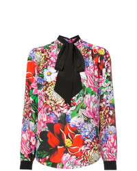 Mary Katrantzou Veddar Printed Blouse