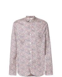 Junya Watanabe MAN Floral Print Shirt